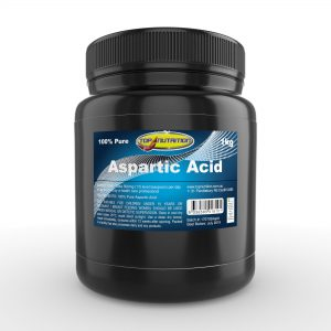 Top Nutrition Aspartic Acid 1kg
