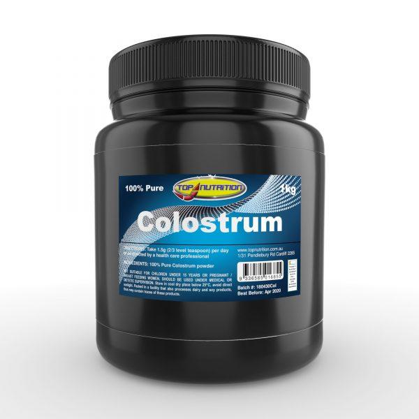 Top Nutrition Colostrum 1kg
