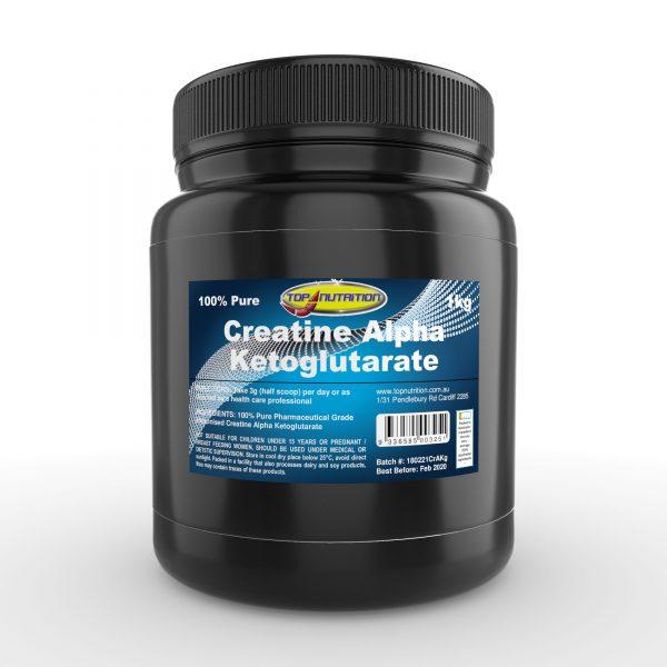 Top Nutrition Creatine Alpha Ketoglutarate 1kg