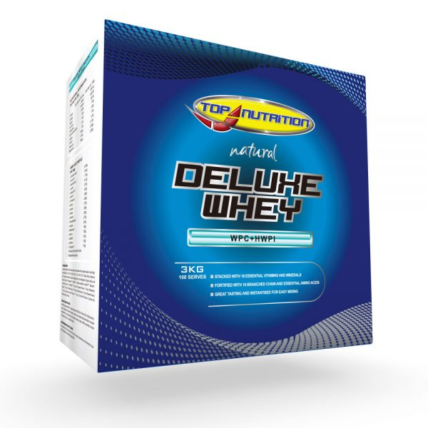 Top Nutrition Deluxe Whey Protein