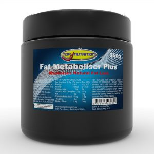 Top Nutrition Fat Metaboliser Plus 350g
