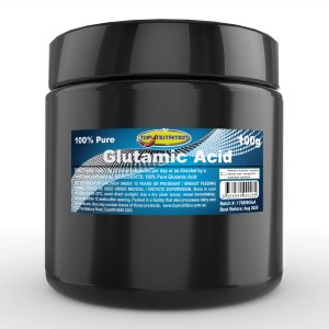 Top Nutrition Glutamic Acid 100g