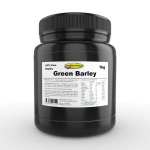 Top Nutrition Green Barley 1kg
