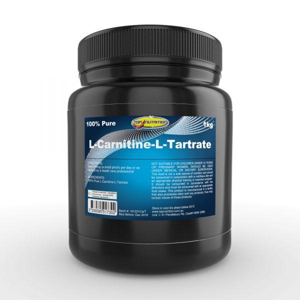 Top Nutrition L-Carnitine-L-Tartrate 1kg