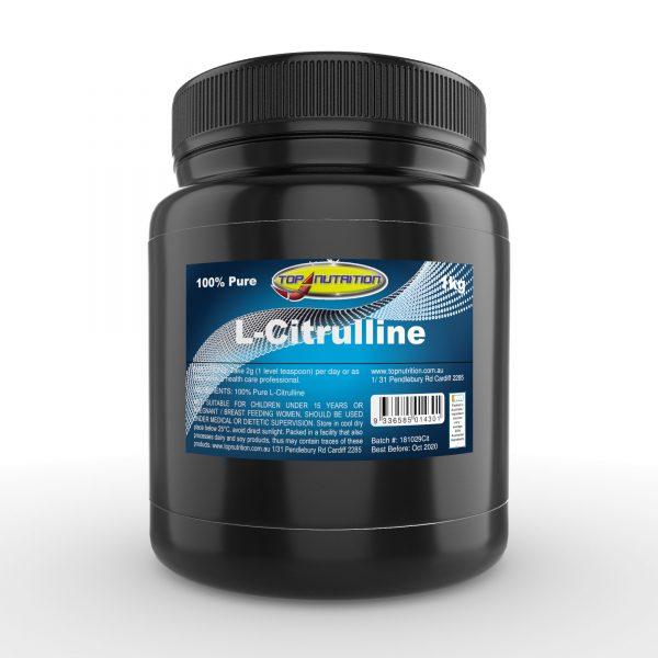 Top Nutrition L-Citrulline 1kg