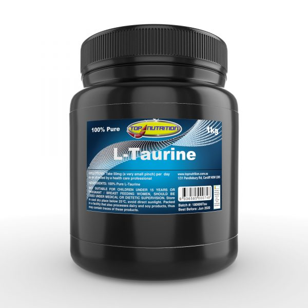 Top Nutrition L-Taurine 1kg