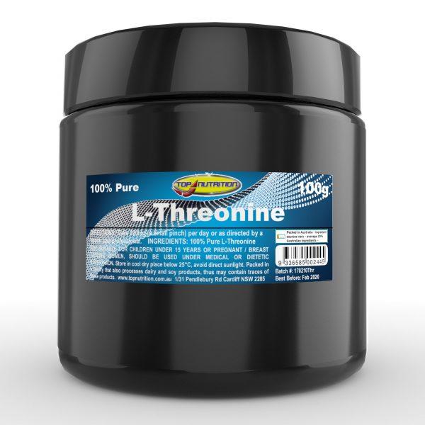 Top Nutrition L-Threonine 100g