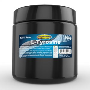 Top Nutrition L-Tyrosine 100g