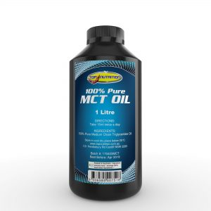 Top Nutrition MCT Oil 1L