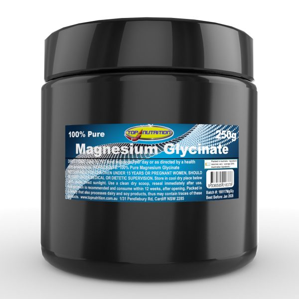 Top Nutrition Magnesium Glycinate 250g