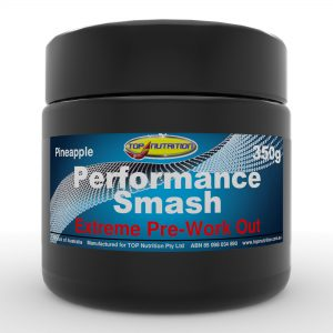 Top Nutrition Performance Smash 350g Pineapple
