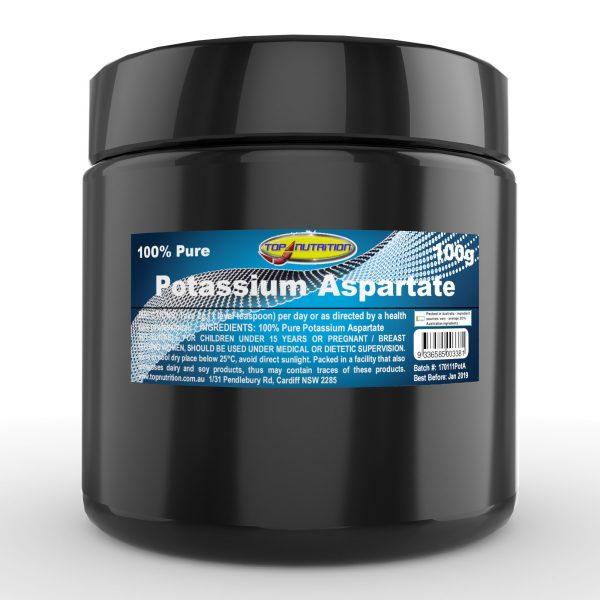 Top Nutrition Potassium Aspartate 100g