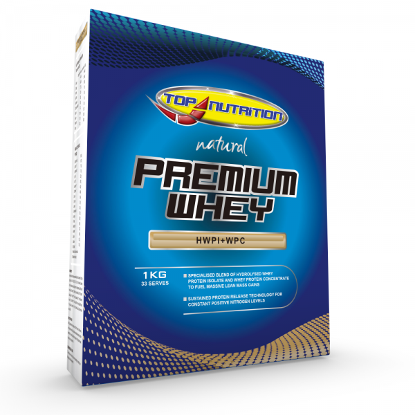 Top Nutrition Premium Whey Protein 1kg