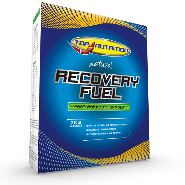 Top Nutrition Recovery Fuel Post Workout Formula 2kg