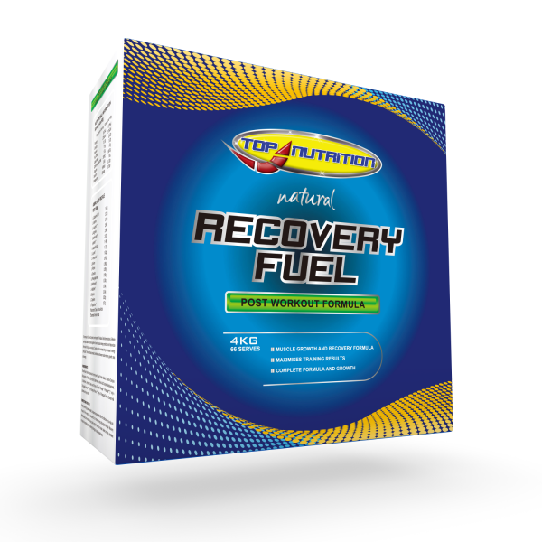 Top Nutrition Recovery Fuel Port Workout Formula 4kg