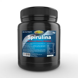 Top Nutrition Spirulina 1kg