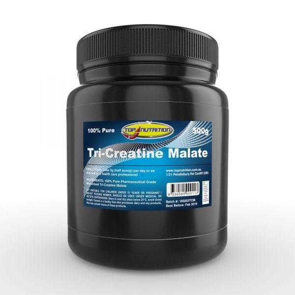 Top Nutrition Tri-Creatine Malate 500g