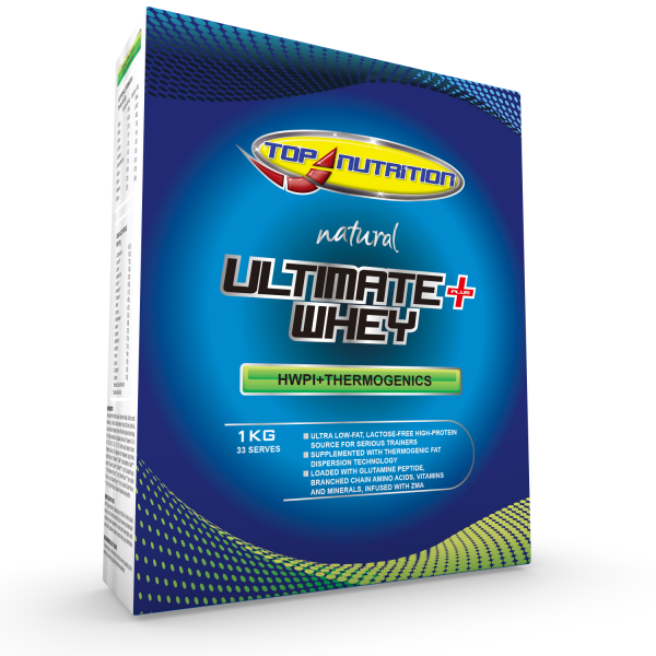 Top Nutrition Ultimate Plus Thermogenic Protein 1kg