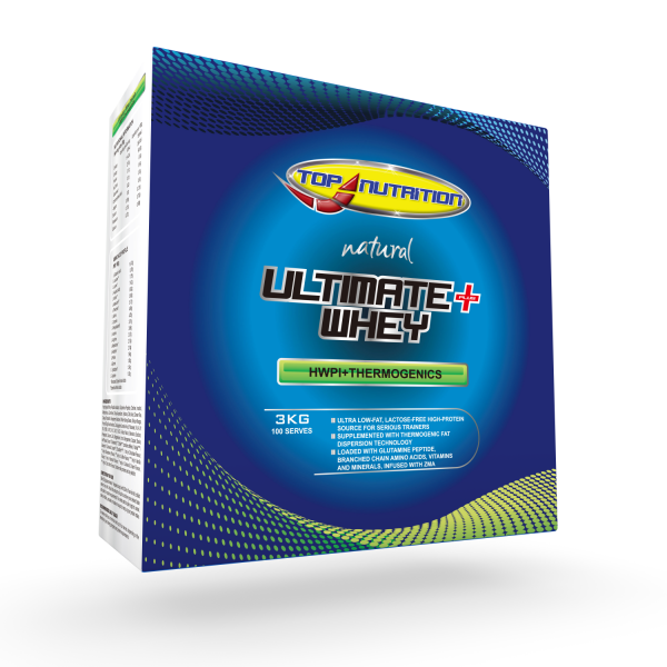 Top Nutrition Ultimate Plus Thermogenic Protein 3kg