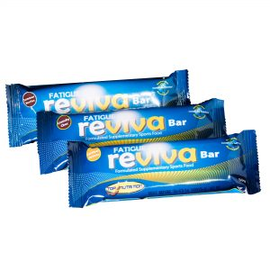 Top Nutrition Fatigue Reviva Protein Bar