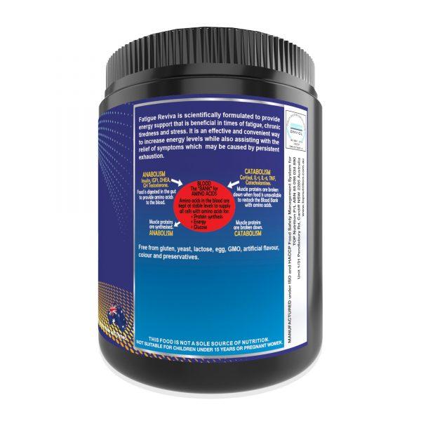 Top Nutrition Fatigue Reviva Amino Acid Panel